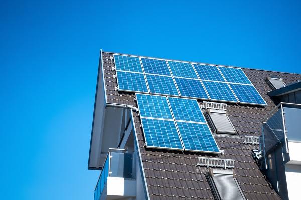 Impianto fotovoltaico per privati.